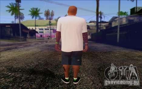Stretch from GTA 5 для GTA San Andreas второй скриншот
