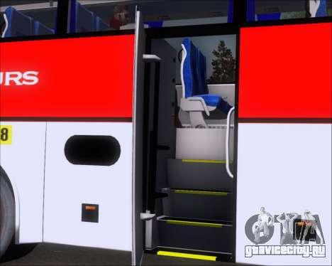 MAN Lion Coach Rural Tours 2790 для GTA San Andreas вид сбоку