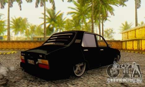 Dacia 1310 TLX PRN для GTA San Andreas вид слева