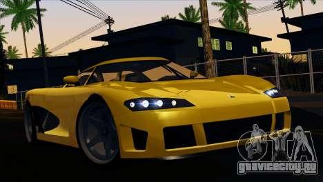 GTA 5 Entity XF для GTA San Andreas