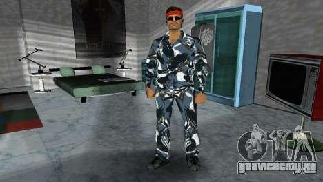 Camo Skin 17 для GTA Vice City третий скриншот