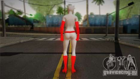 The Mystery of Batwoman для GTA San Andreas второй скриншот