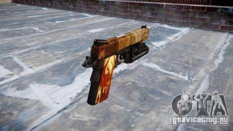 Пистолет Kimber 1911 Elite для GTA 4 второй скриншот