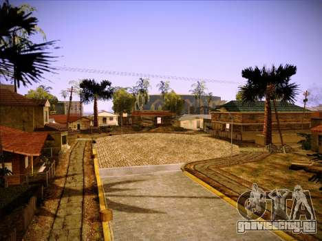 New ENBSeries by MC_Dogg для GTA San Andreas четвёртый скриншот