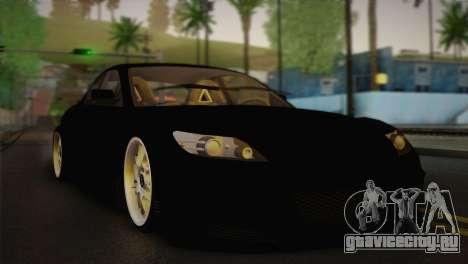 Mazda RX-8 Drift для GTA San Andreas