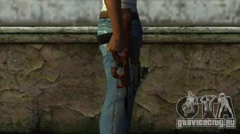 P90 from PointBlank v3 для GTA San Andreas третий скриншот