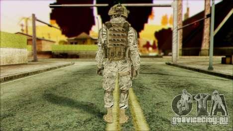 Рейнджер (CoD: MW2) v4 для GTA San Andreas второй скриншот