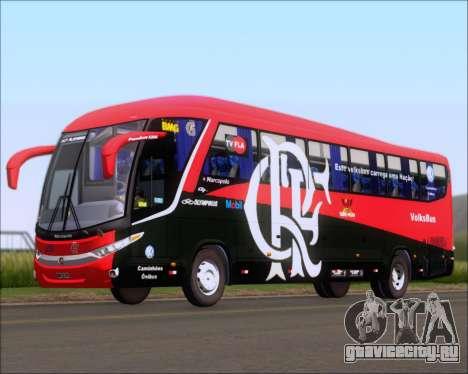 Marcopolo Paradiso 1200 G7 4X2 C.R.F Flamengo для GTA San Andreas
