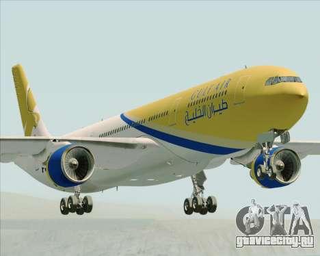 Airbus A330-300 Gulf Air для GTA San Andreas