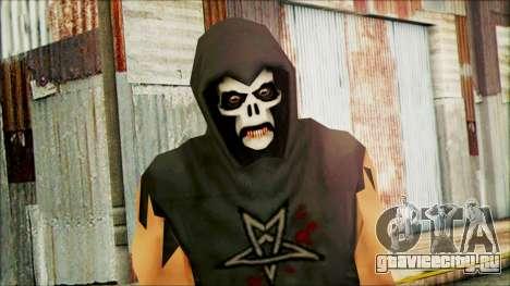 Manhunt Ped 4 для GTA San Andreas третий скриншот