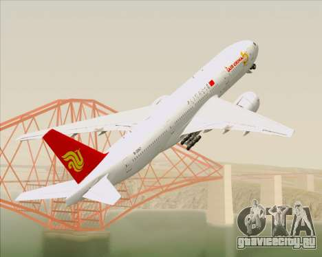 Boeing 777-200ER Air China для GTA San Andreas