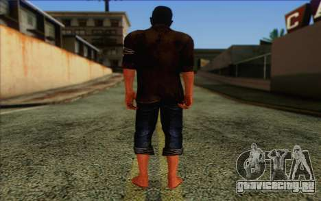 Деннис Роджерс (Far Cry 3) для GTA San Andreas второй скриншот