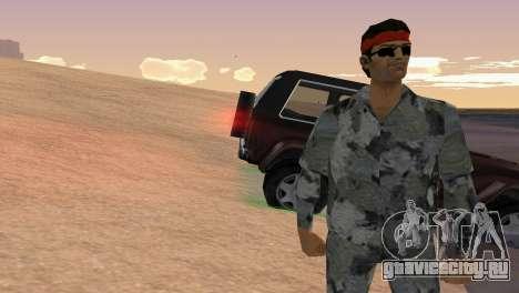 Camo Skin 18 для GTA Vice City третий скриншот