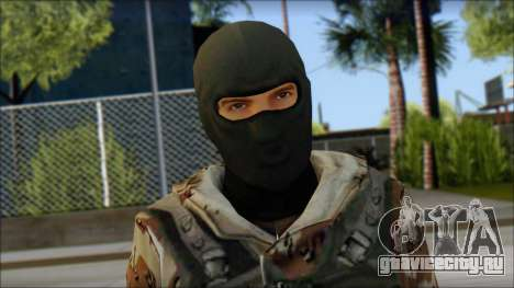 Soviet Soldier для GTA San Andreas третий скриншот