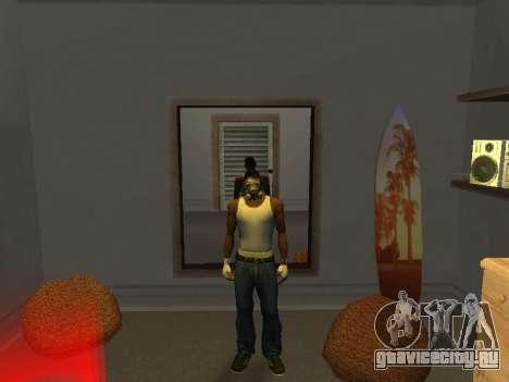 Противогаз из S.T.A.L.K.E.R. для GTA San Andreas второй скриншот