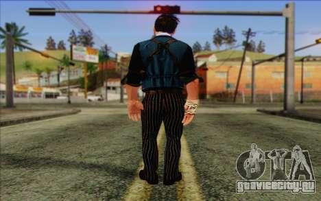 Booker DeWitt Skin для GTA San Andreas второй скриншот