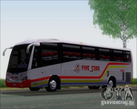 Irizar MQ2547 Five Star 8802 для GTA San Andreas