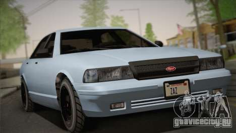 Vapid Stanier II (HQLM) для GTA San Andreas