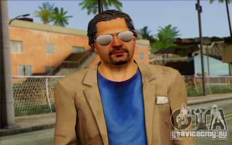 Willis Huntley from Far Cry 3 для GTA San Andreas третий скриншот