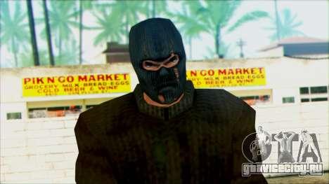 Manhunt Ped 18 для GTA San Andreas третий скриншот
