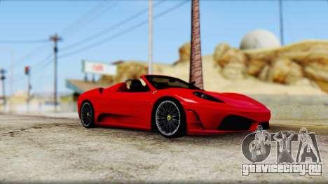Graphic Unity V4 Final для GTA San Andreas одинадцатый скриншот