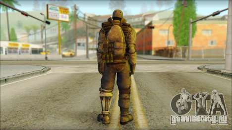 Beltway from RE: Operation Raccoon City для GTA San Andreas второй скриншот