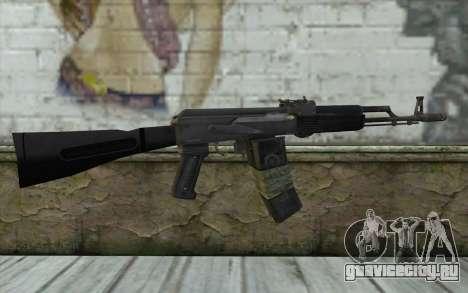 AK-101 from Battlefield 2 для GTA San Andreas второй скриншот