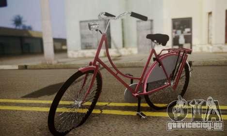 Амстердамский Велосипед для GTA San Andreas