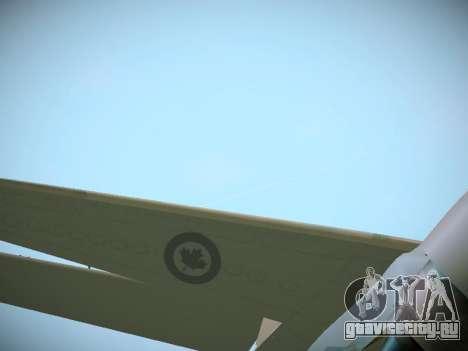 Canadian Forces Airbus CC150 Polaris для GTA San Andreas вид сбоку