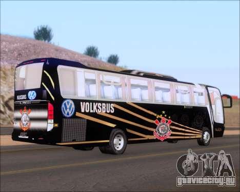 Busscar Vissta Buss LO Faleca для GTA San Andreas вид справа