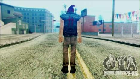 Manhunt Ped 19 для GTA San Andreas второй скриншот