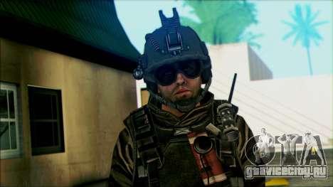 Солдат ВДВ (CoD: MW2) v5 для GTA San Andreas третий скриншот