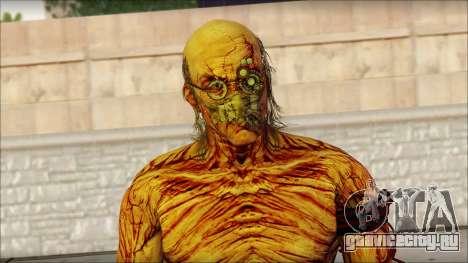 Outlast Surgeon для GTA San Andreas третий скриншот