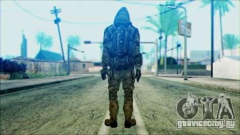 Солдат из команды Фантом 4 для GTA San Andreas второй скриншот