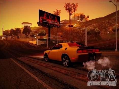 New ENBSeries by MC_Dogg для GTA San Andreas шестой скриншот