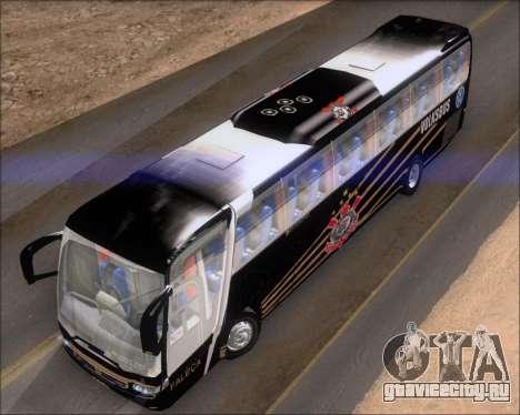 Busscar Vissta Buss LO Faleca для GTA San Andreas вид изнутри