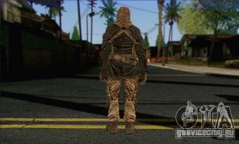 Task Force 141 (CoD: MW 2) Skin 18 для GTA San Andreas второй скриншот