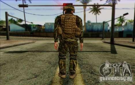 Солдат Армии США (ArmA II) 2 для GTA San Andreas второй скриншот