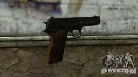 TheCrazyGamer Bernardelli P18 для GTA San Andreas второй скриншот
