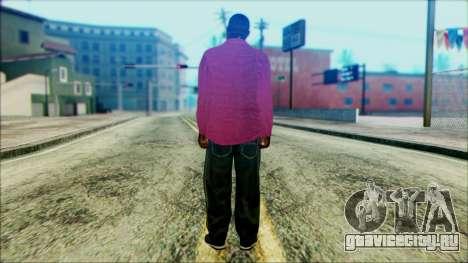 Ballas from GTA V для GTA San Andreas второй скриншот