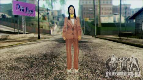Bfybu from Beta Version для GTA San Andreas