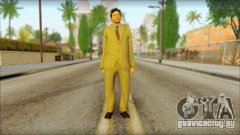 GTA 5 Ped 5 для GTA San Andreas