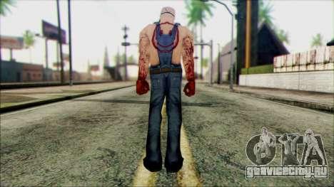 Manhunt Ped 15 для GTA San Andreas второй скриншот
