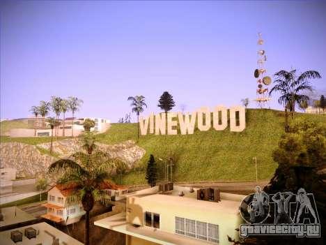 New ENBSeries by MC_Dogg для GTA San Andreas второй скриншот