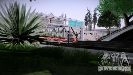 Таможня By Makar_SmW86 для GTA San Andreas шестой скриншот