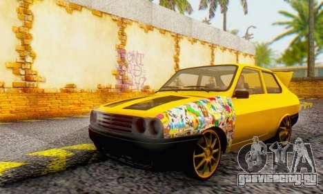 Dacia 1310 Sport Tuning v2 для GTA San Andreas