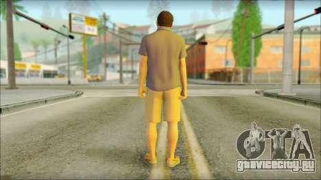 Michael De Santa для GTA San Andreas второй скриншот