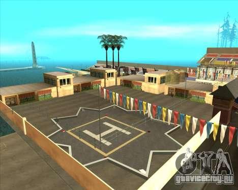 Sky Road Merdeka для GTA San Andreas пятый скриншот