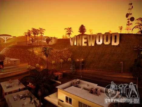 New ENBSeries by MC_Dogg для GTA San Andreas третий скриншот
