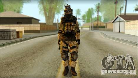 Наёмник (SC: Blacklist) v3 для GTA San Andreas